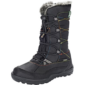 Kamik Athena GTX Schuhe Kinder schwarz schwarz