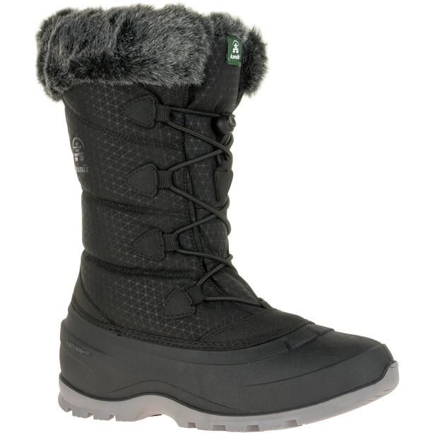 Kamik Momentum2 Schuhe Damen black-noir