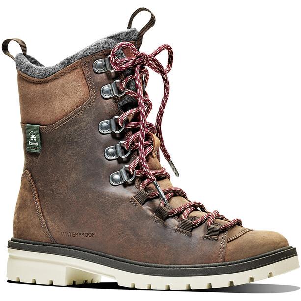 Kamik Roguehiker Schuhe Damen braun