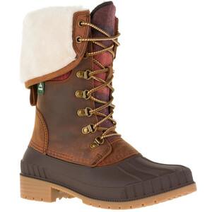 Kamik Siennaf2 Schuhe Damen dark brown dark brown