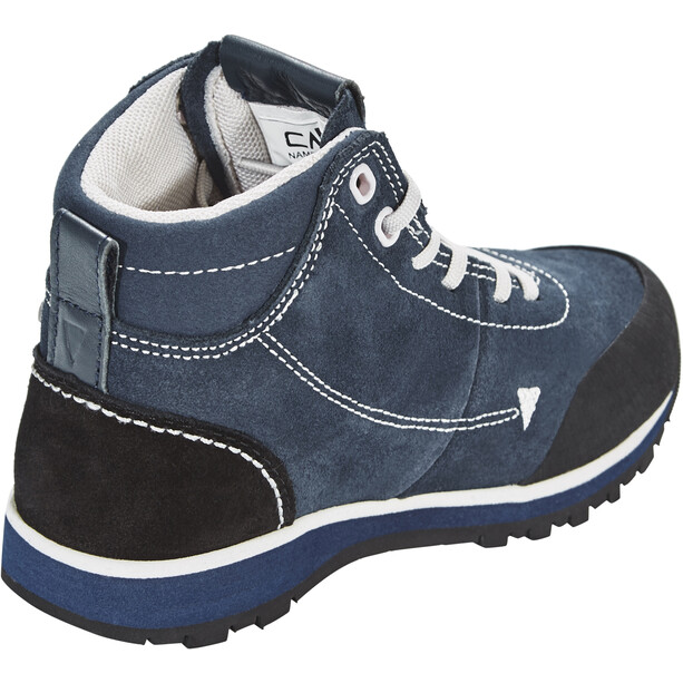 CMP Campagnolo Elettra Mid WP Hiking Shoes Barn black blue