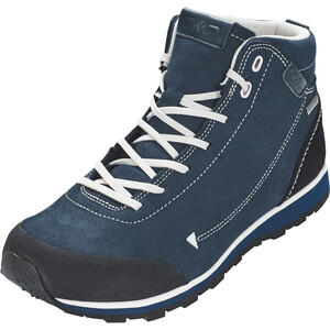 CMP Campagnolo Elettra Mid WP Hiking Shoes Barn black blue black blue