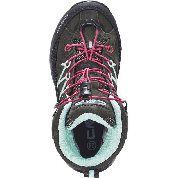 CMP Campagnolo Rigel Mid WP Trekking Shoes Barn arabica-sky light