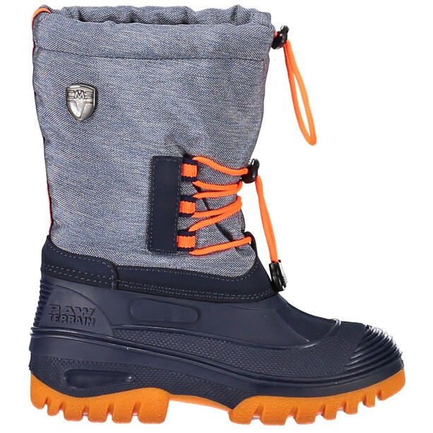CMP Campagnolo Ahto WP Snow Boots Barn denim melange