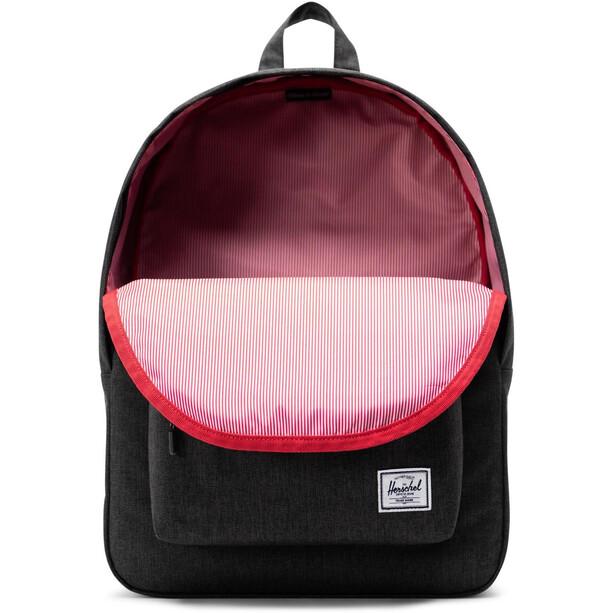 Herschel Classic Backpack black crosshatch