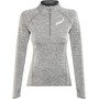 inov-8 Train Elite Mid LS Zip Shirt Dam light grey