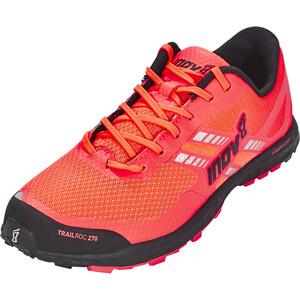 inov-8 Trailroc 270 Running Shoes Dam coral/black coral/black