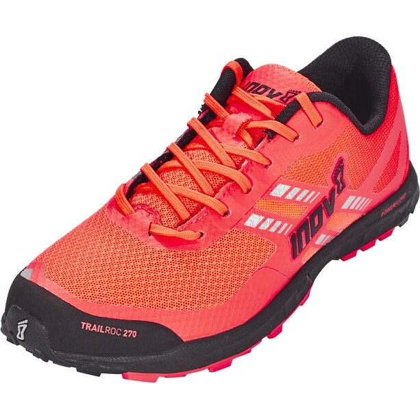inov-8 Trailroc 270 Running Shoes Dam coral/black