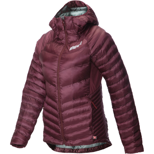 inov-8 Thermoshell Pro FZ Jacket Dam purple/blue grey