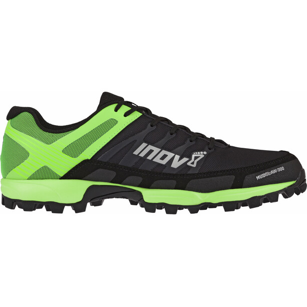 inov-8 Mudclaw 300 Running Shoes Herr black/green