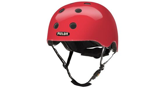 melon urban active rainbow bike helmet red at. Black Bedroom Furniture Sets. Home Design Ideas