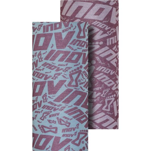 inov-8 Wrag Scarf 2er-Pack blue/grey/purple