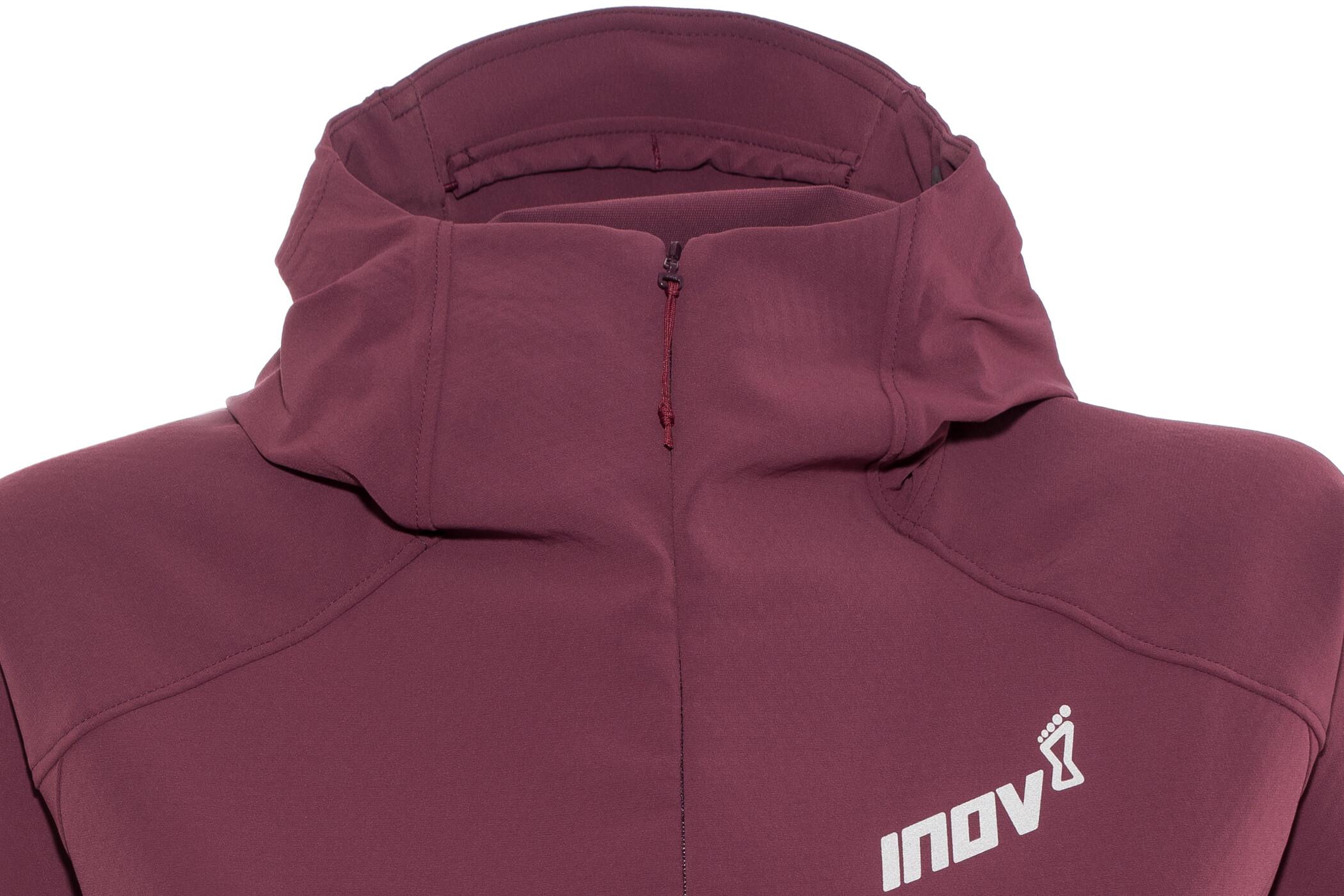 inov 8 Softshell HZ Jacke Damen purple