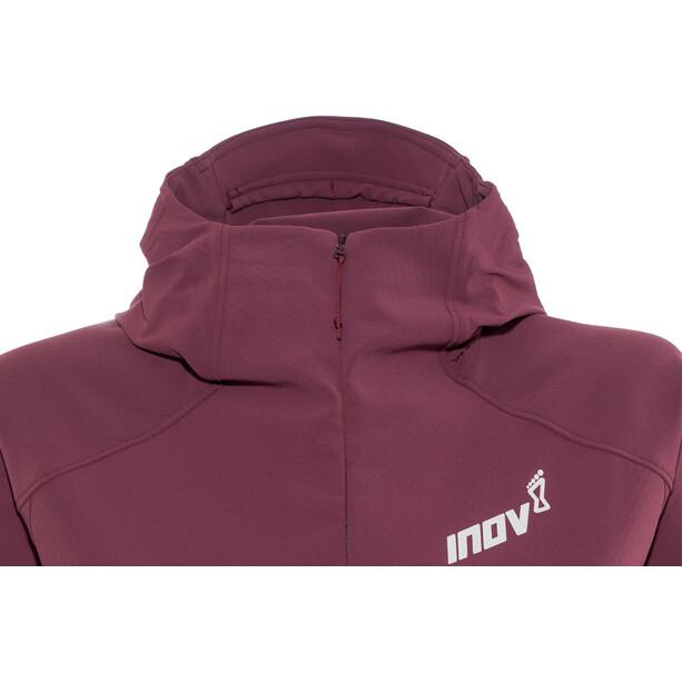 inov-8 Softshell HZ Jacke Damen purple