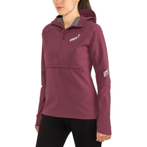 inov-8 Softshell HZ Jacke Damen purple purple