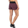 "inov-8 Trail 4"" Shorts Damen purple/ black"