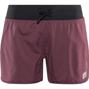 "inov-8 Trail 4"" Shorts Damen purple/ black purple/ black"