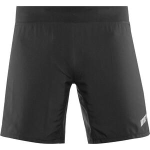 "inov-8 Trail 7"" Shorts Herren black/red black/red"