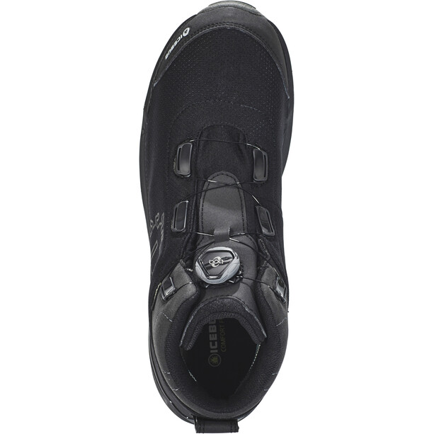 Icebug Detour RB9X GTX Schuhe Herren carbon/black