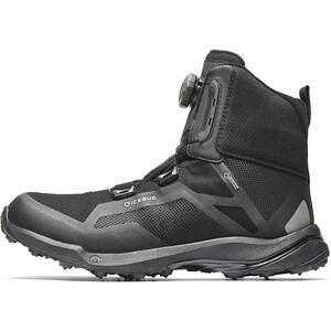 Icebug Walkabout BUGrip GTX Chaussures Homme, noir noir