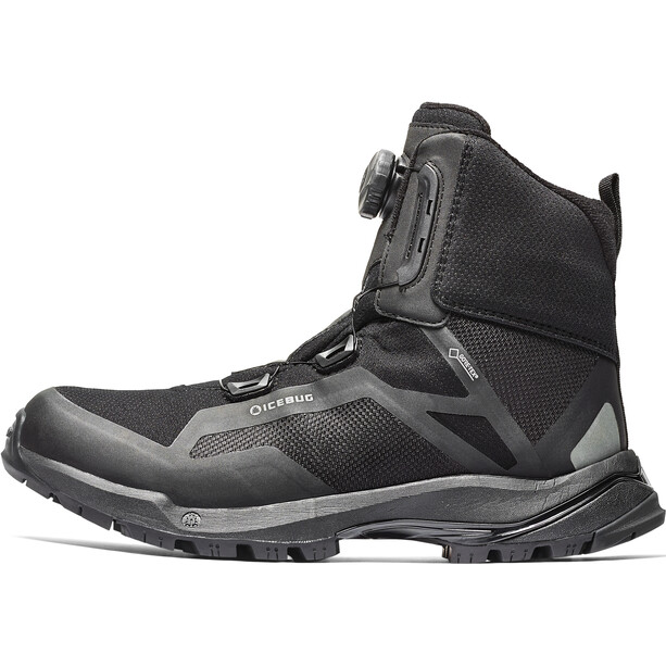 Icebug Walkabout Michelin Wic GTX Schuhe Damen black