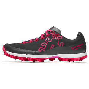 Icebug Spirit7 OLX Shoes Dam black/carmine black/carmine