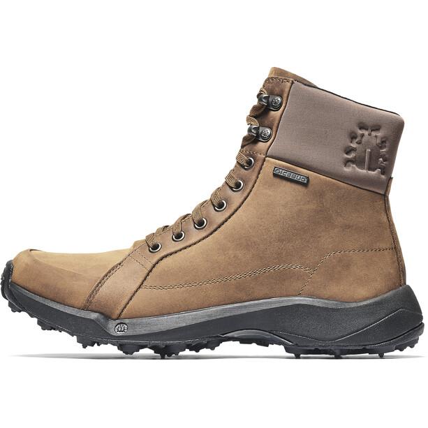 Icebug Solus BUGrip Shoes Dam coffee