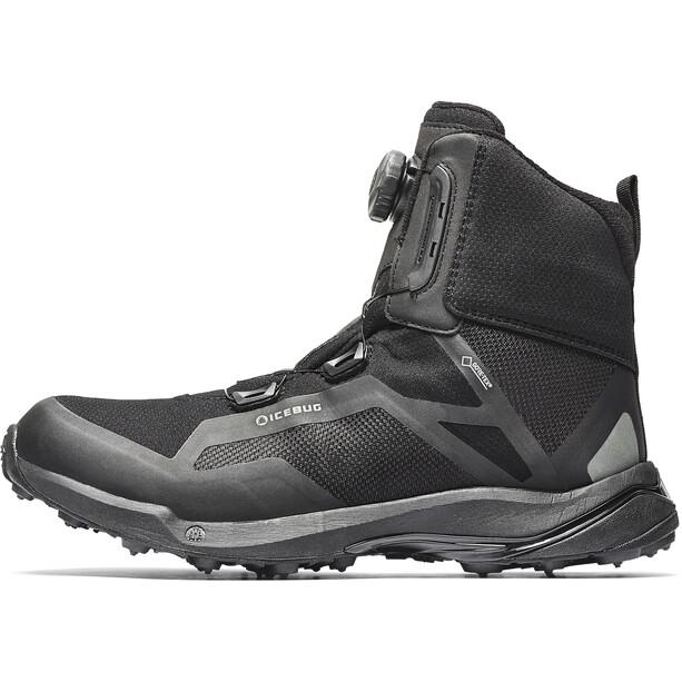 Icebug Walkabout BUGrip GTX Shoes Herr black