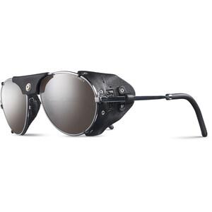 Julbo Cham Alti Arc 4+ Sunglasses chrome/black-brown flash silver chrome/black-brown flash silver