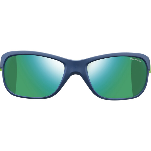 Julbo Player L Spectron 3CF Sunglasses 6-10Y Ungdomar blue/green-multilayer green