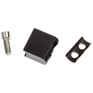 Rotor QXL-Rings Adapteri Istuimen puristimeen, musta musta