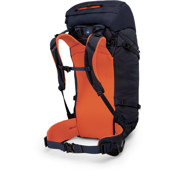 Osprey Mutant 52 Backpack blue fire