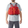 NRS Cvest PFD red