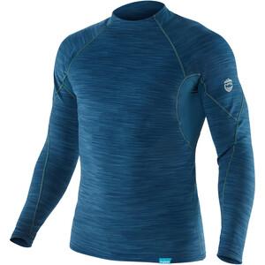 NRS HydroSkin 0.5 Long Sleeve Shirt Herr moroccan blue moroccan blue