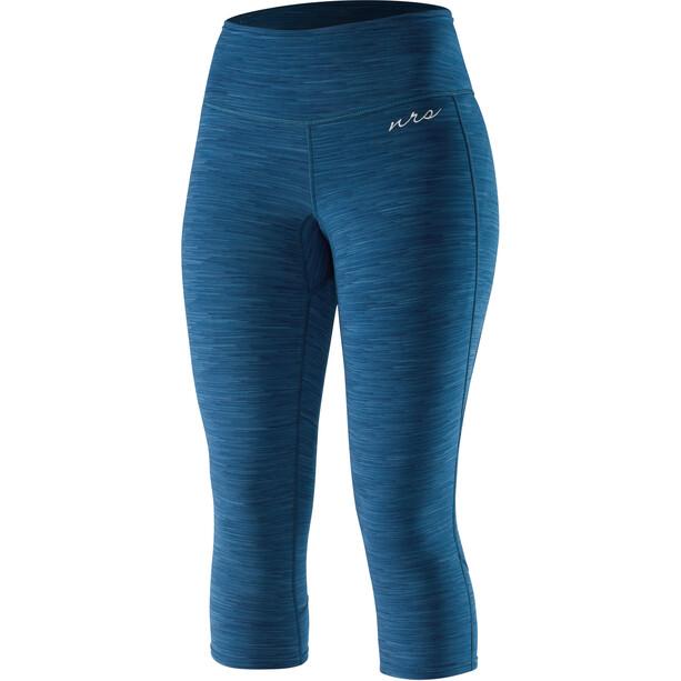 NRS HydroSkin 0.5 Capris Dam moroccan blue