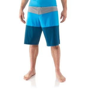 NRS Benny Board Shorts Herr gray/blue gray/blue