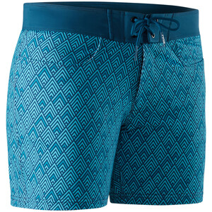 NRS Beda Shorts Damen moroccan blue moroccan blue