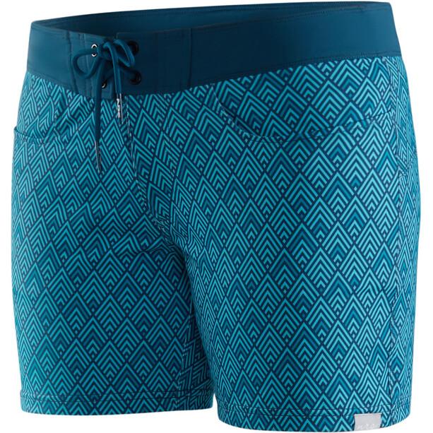 NRS Beda Shorts Damen moroccan blue