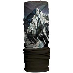 HAD Original Fleece Loop Sjaal, zwart/wit zwart/wit