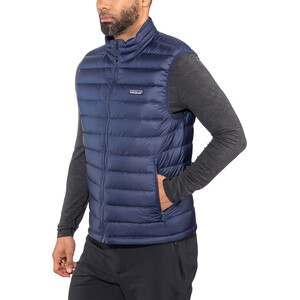 Patagonia Down Sweater Vest Herr classic navy w/classic navy classic navy w/classic navy