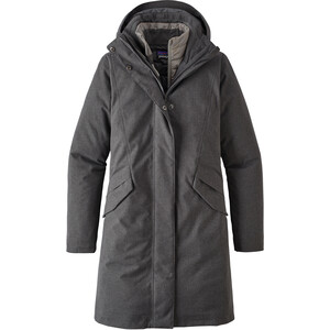 Patagonia Vosque 3-in-1 Parka Damen forge grey forge grey