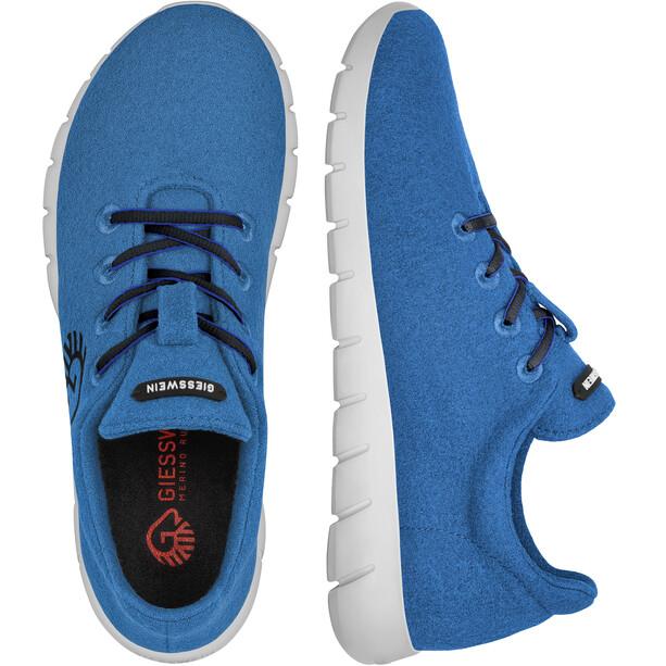 Giesswein Merino Runners Mid Shoes Herr cobalt