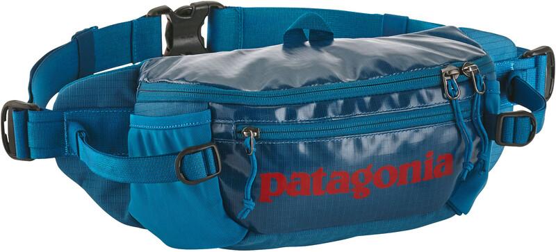 Patagonia Black Hole Waist Pack Balkan Blue  2018 Hofte- og Beltevesker