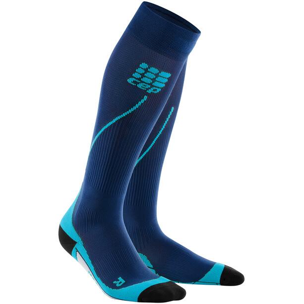 cep Pro+ Run Socks 2.0 Herren deep ocean/hawaii blue