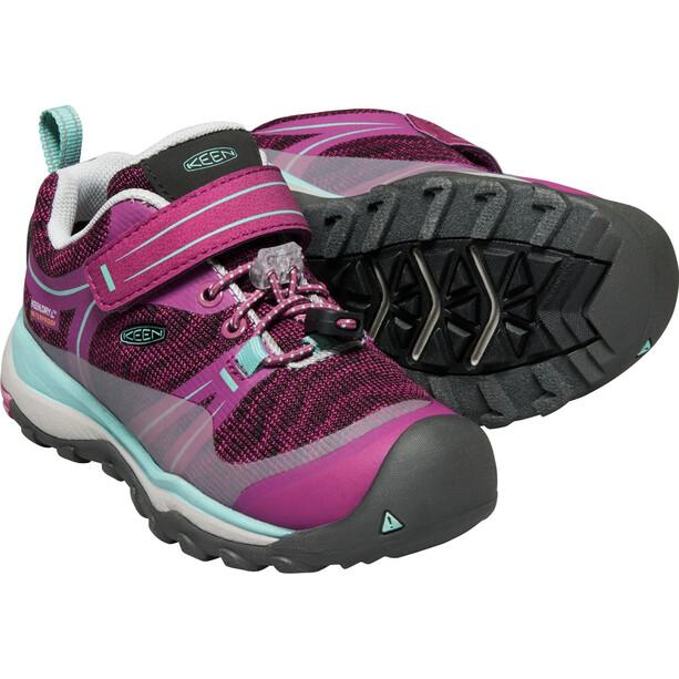Keen Terradora WP Low Shoes Barn boysberry/red v