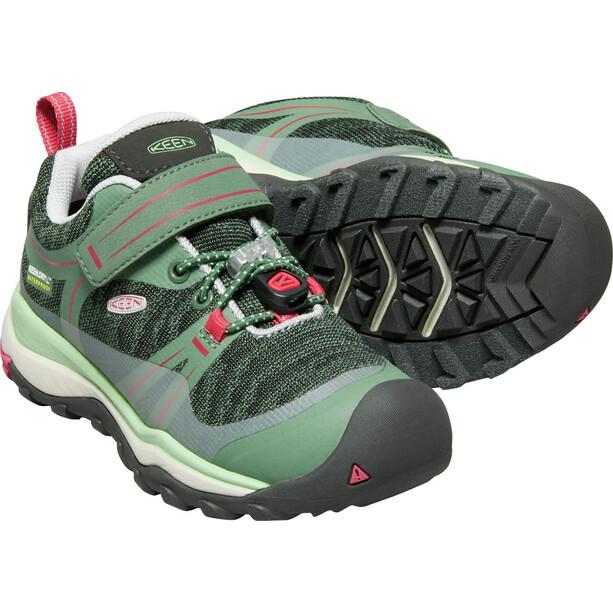 Keen Terradora WP Low Shoes Barn duck green/quiet