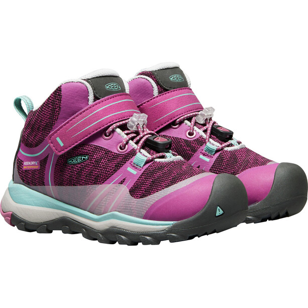 Keen Terradora WP Mid Shoes Barn boysberry/red v