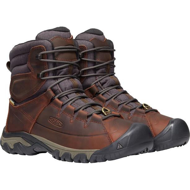 Keen Targhee Lace Hi Boots Herr cocoa/mulch