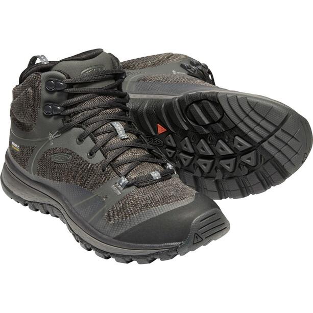 Keen Terradora WP Mid Shoes Dam raven/gargoyle
