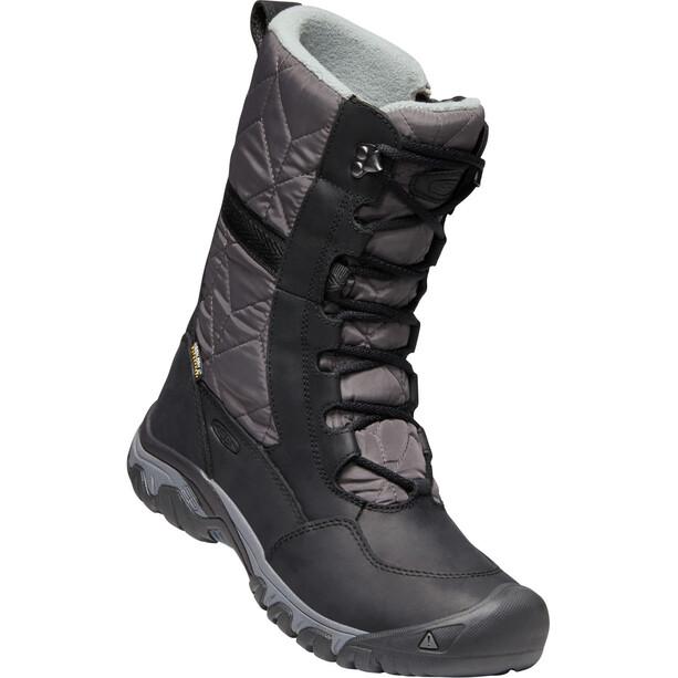 Keen Hoodoo III Tall Shoes Dam black/magnet